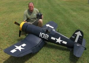 Wanted - Large scale RC Corsair or Warhawk