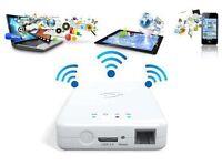 Storex 1TB WeZee Disk Wireless Hard Drive Portable Mobile Storage Device NEW & WIRELESS 1TB EXTERNAL