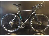 Ex Shop Display - Cube Cross Race 2017 Cyclecross Bike 2017 Black/white 58cm