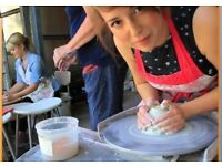 Learn Pottery In Day on Saturday 21st April at Northampton Arts Centre