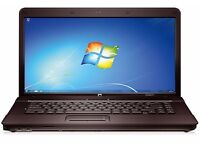 "HP Compaq, HD 16"" widescreen, DualCore, 4GB ram, wireless, has Webcam, fast laptop"