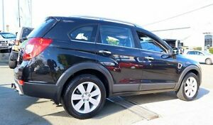 2009 Holden Captiva CG MY09.5 LX AWD Black 5 Speed Sports Automatic Wagon Woodridge Logan Area Preview