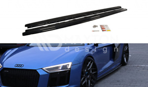MAXTON DESIGN - LIPS, SPOILER, SIDE SKIRTS - ON SALE FOR AUDI