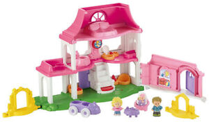 TONS of popular, brand name toys... one price!