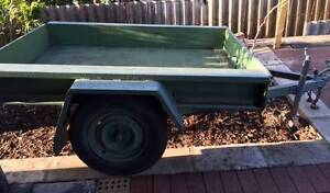 TRAILER 6x4 SINGLE AXLE Bayswater Bayswater Area Preview