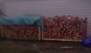 Measured Cords of Firewood