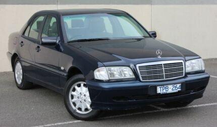 2000 Mercedes-Benz C200 W202 Classic 5 Speed Automatic Sedan Preston Darebin Area Preview