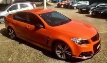 2013 Holden Commodore VF SS Fantale 6 Speed Automatic Sedan Mackay Mackay City Preview