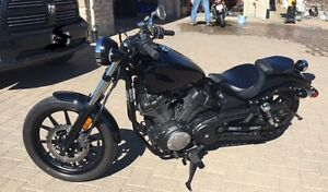 2014 BLACK YAMAHA BOLT -  XVS95CE