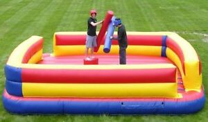 FOR SALE, Inflatable Jousting Arena