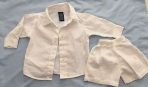 White clothes! Can use for baptism