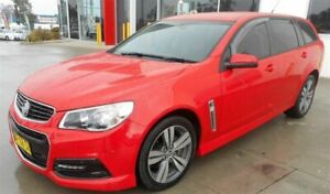 2014 Holden Commodore VF MY15 SV6 Red 6 Speed Automatic Sportswagon Singleton Heights Singleton Area Preview