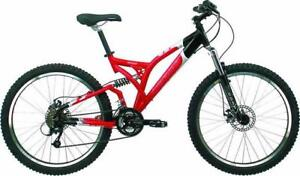 Upgraded Norco CHAOS Full-Suspension aluminium mountain bike