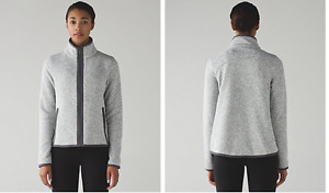 New lululemon sweaters