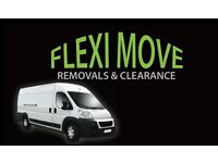 Reliable man&van, removals and clearance services