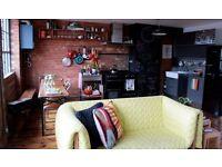 EC1Y BARBICAN/ OLD STREET LARGE SPACIOUS 2 BEDROOM WAREHOUSE CONVERSION CLOSE BARBICAN STATION