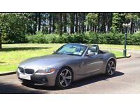 BMW Z4 2.5i. Roadster, Manual, Space Grey.