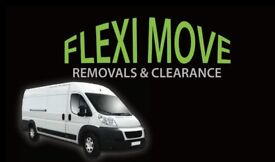 RELIABLE, FRIENDLY MAN AND VAN REMOVALS AND CLEARANCE SERVICE