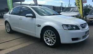 2008 Holden Commodore VE MY09 60th Anniversary White Automatic Sedan Garbutt Townsville City Preview