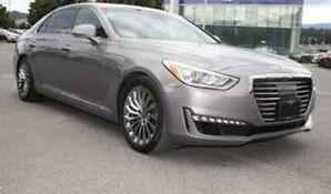 2018 Genesis G90 5.0L Ultimate Has all the top safety features and