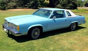 End of season price! Power and Luxury 1978 Oldsmobile 98