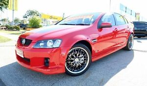 2008 Holden Commodore VE MY09 SS Red 6 Speed Manual Sedan Woodridge Logan Area Preview