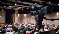 Commercial & Event Videography - Professional Video Production