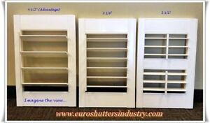 CALIFORNIA SHUTTERS, PLANTATION SHUTTERS, PATIO DOOR SHUTTERS