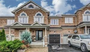3 Bdrm Freehold Town Home On Premium Lot For Sale!!!