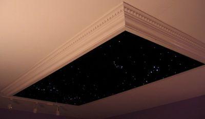 FREE Fiber Optic Star Ceiling Instructions - DIY
