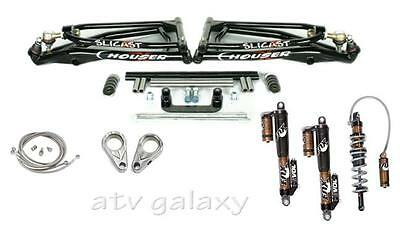 HOUSER FOX FLOAT 3 EVOL RC2 FRONT/REAR LONG TRAVEL SUSPENSION KIT YAMAHA YFZ450R