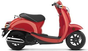 Searching for Japanese / Italian Scooters