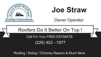 ARE YOU LOOKING TO GET A NEW ROOF?