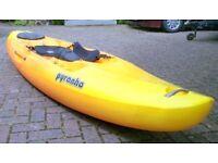 Kayak S.O.T Pyranha Fusion Deluxe