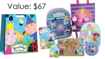 Ben and Holly Showbag NEW Redcliffe Belmont Area Preview