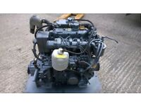 Boat engine and gear box required