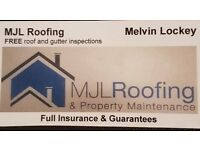 MJL Roofing and Property Maintenance