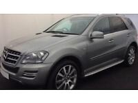 Mercedes-Benz ML300 FROM £88 PER WEEK!