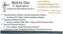 Mobile Dan - Computer Support for Canberra and Queanbeyan Area Ngunnawal Gungahlin Area Preview