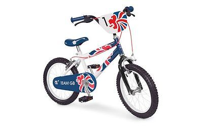 Olympic's Team Gb Childs 16 Bmx Bike Bargain In England Colours