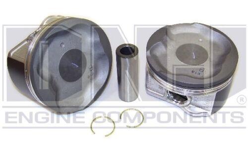 Engine Piston Set DNJ P954 fits 05-09 Toyota Tacoma 2.7L-L4