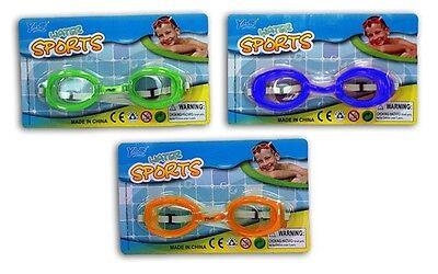Taucherbrille Schwimmbrille Chlorbrille für Kinder Neu + OVP