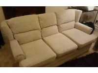 Sofa - 3 seater (Interchangeable col)