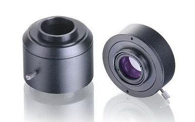 0.5x Leica Trinocular Microscope Phototube To Cmount Adapter 4 All Leica