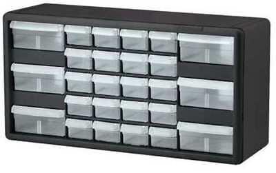 Drawer Bin Cabinet,6-3/8 In. D,20 In. W AKRO-MILS 10126