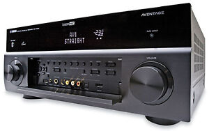 Yamaha AVENTAGE RX-A1000 7.1 Channel Home Theater Receiver 735 watts