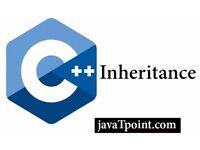 C++ Inheritance  #javaTpoint