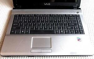 Sony Vaio PCG-7K1L Rose Gold With White Keyboard