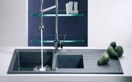 UPGRADE YOUR KITCHEN WITH A STONE OR COPPER SINK Melbourne CBD Melbourne City Preview