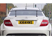 Private number plate KHAN KHANS KAHN Private Reg plate Asian Muslim C63 A45 M4 Q7 X5 AMG RS4 S3 M3